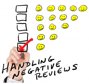 The Negative Review Reaction: How to handle a negative review and protect your brand's reputation, Brand Reputation Management