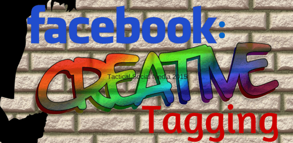 #BeTactical: Tagging by Exploiting Facebook's Sharing Feature, Tactical Social Media, Greater Seattle social media