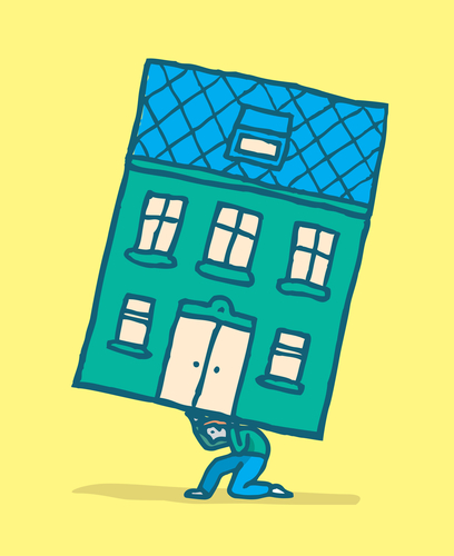 Should I Try to Keep the House? (Divorce & Mortgage Issues) by Vickie Adams